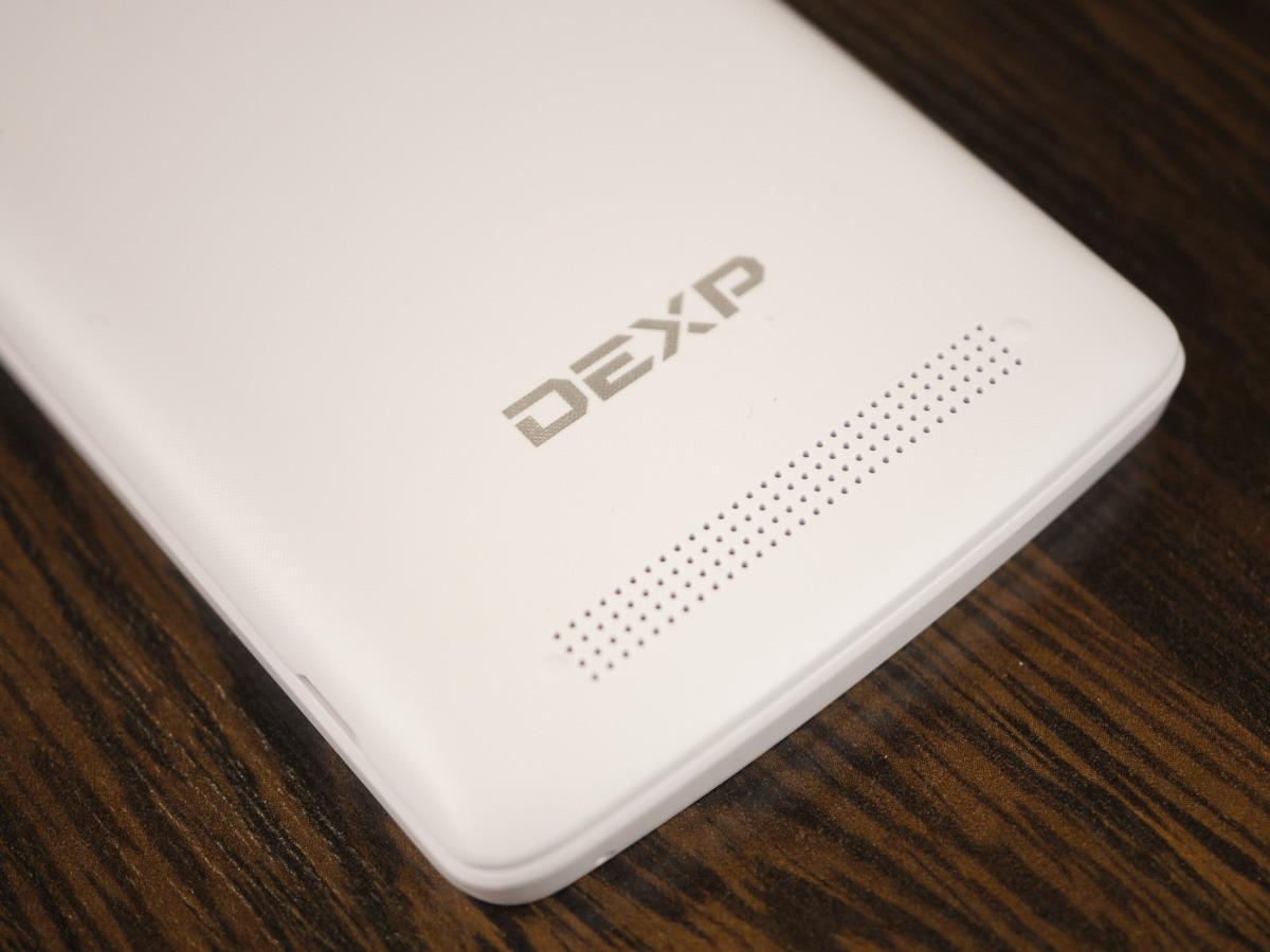 телефон dexp фото и цена
