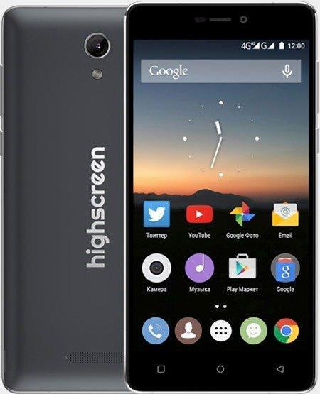 Highscreen/Power/Five/Pro