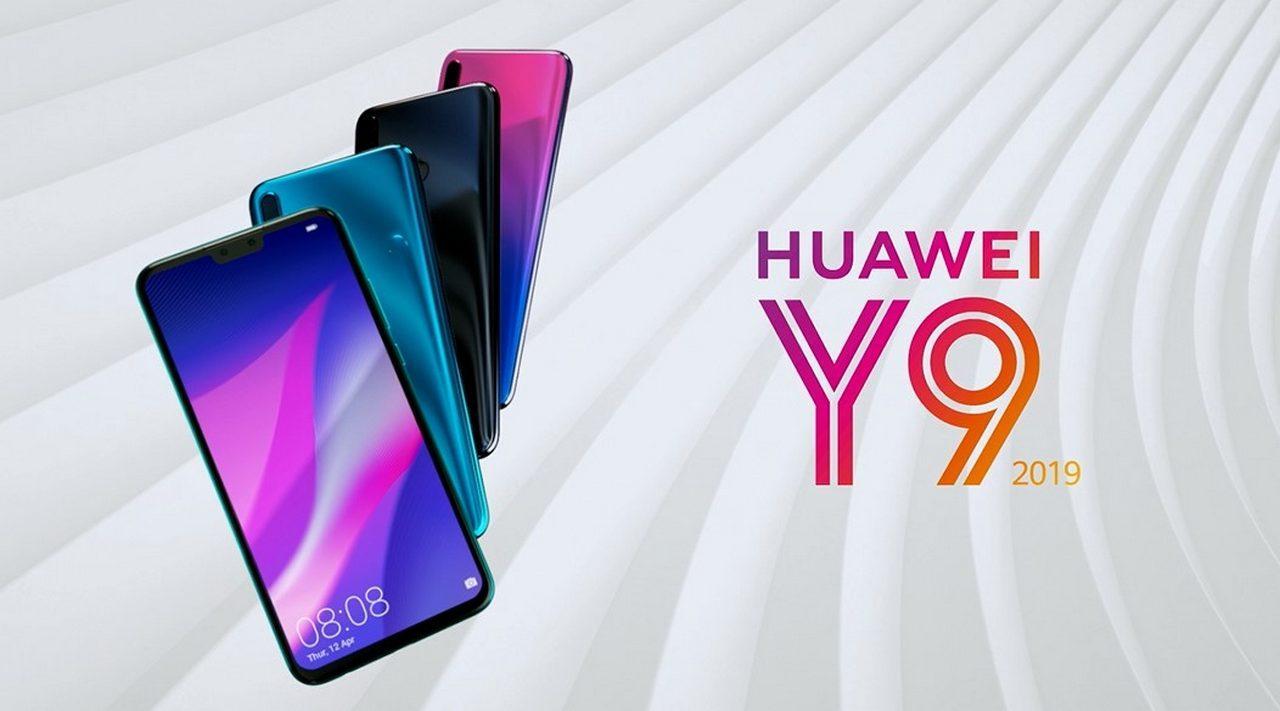 Хуавей Y9 2019