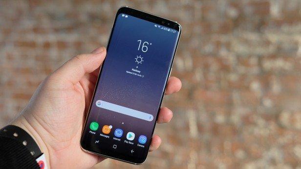 """Эта идея «бесконечного дисплея"""" была заложена при разработке предыдущих моделей и воплощена в Galaxy S8."""