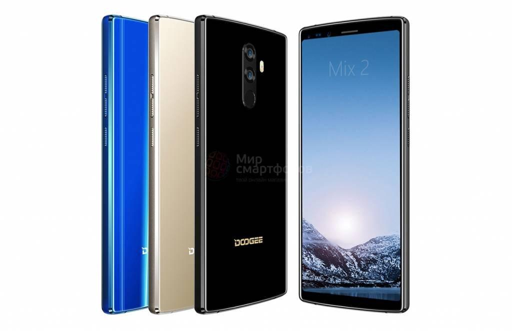 DOOGEE Mix 2 64GB