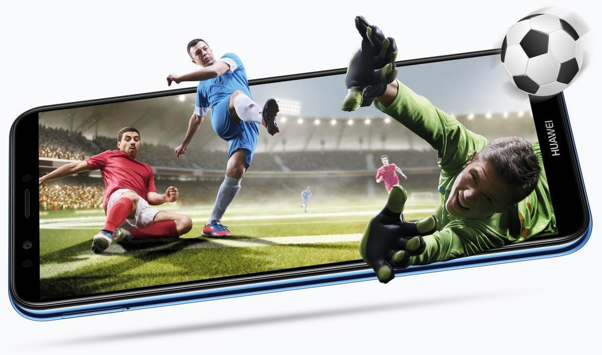 Идеальный размер экрана для просмотра фильмов и футбола, к примеру