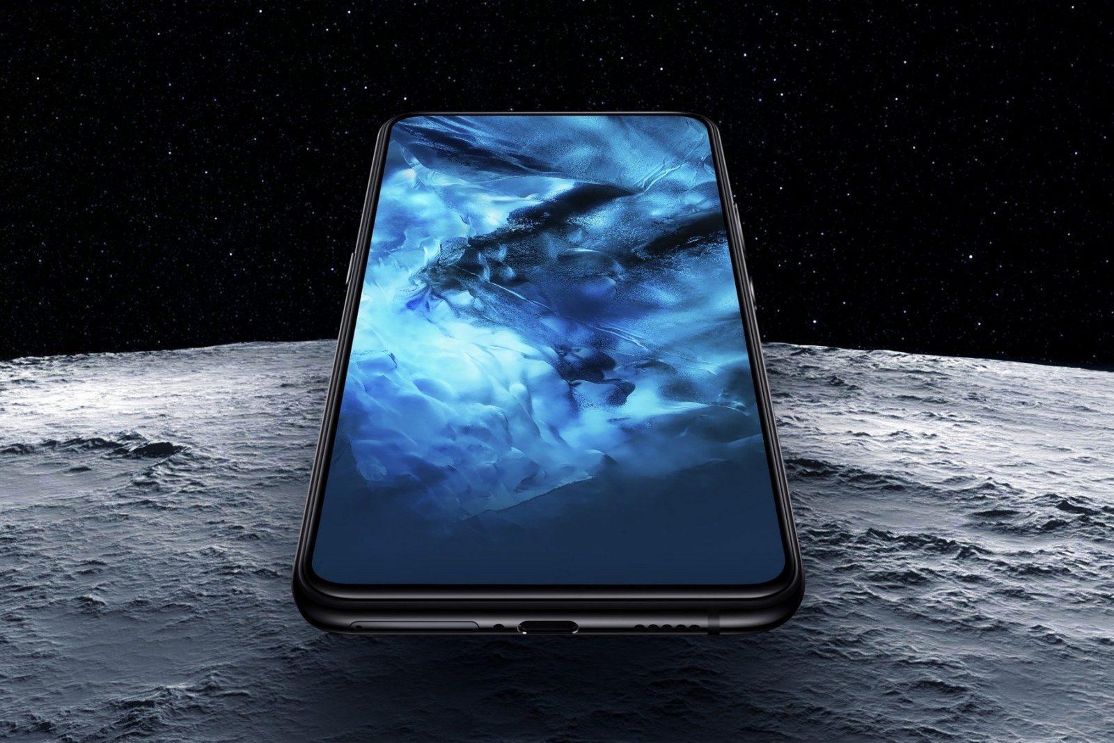 Тонкие рамки вокруг экрана