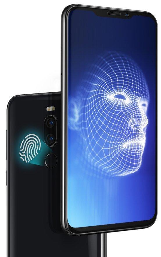 Возможность разблокировки смартфона при помощи лица