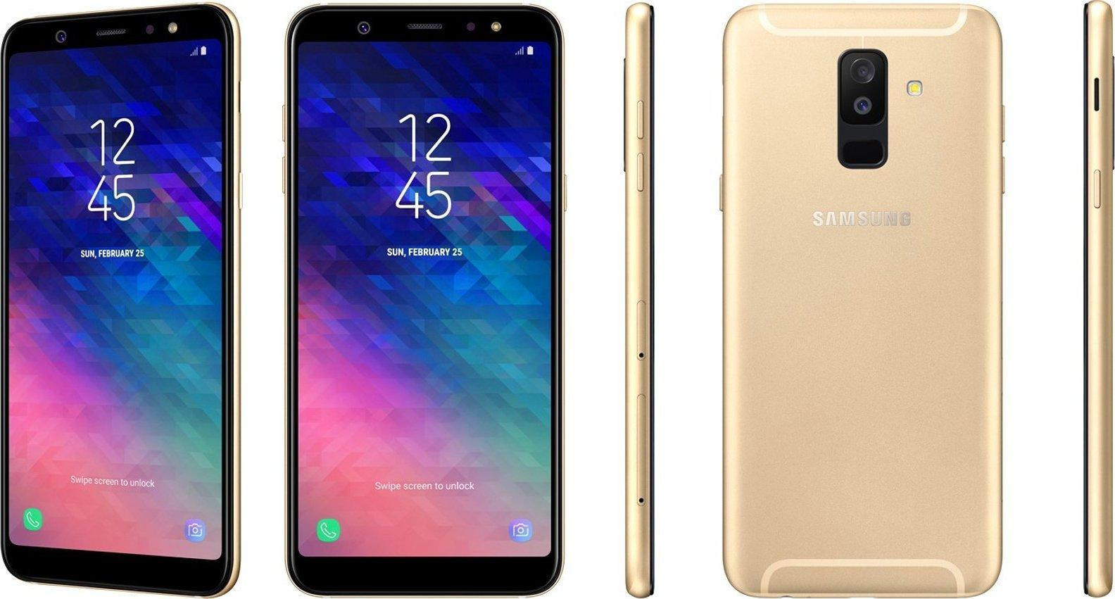 Samsung Galaxy A6+ 2018
