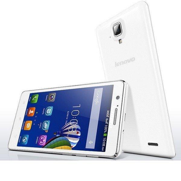 Телефон в белом исполнении