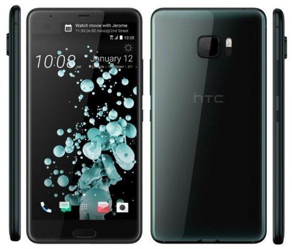 HTC U Ultra Обзор Характеристики Особенности