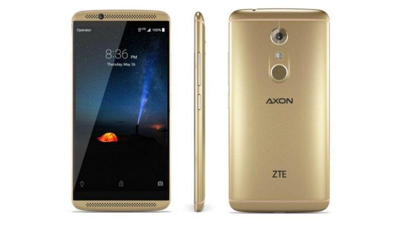 ZTE Axon 7 mini