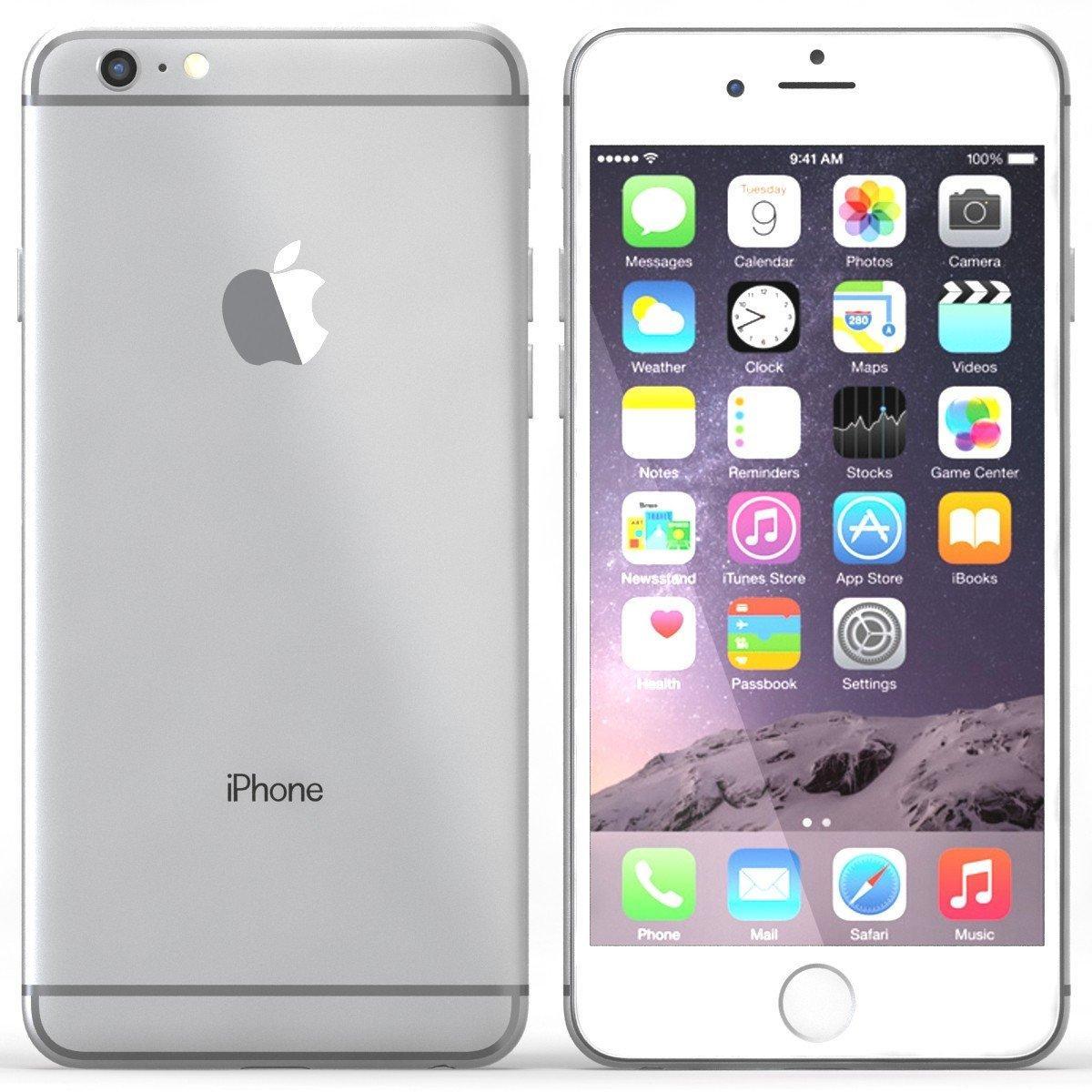 Айфон 6 плюс: характеристики, цена, отзывы, обзор