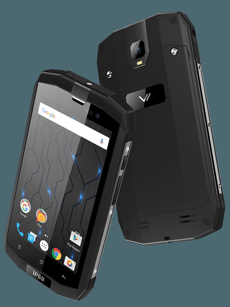 Смартфон-броневик с 5 дюймовым IPS-дисплеем