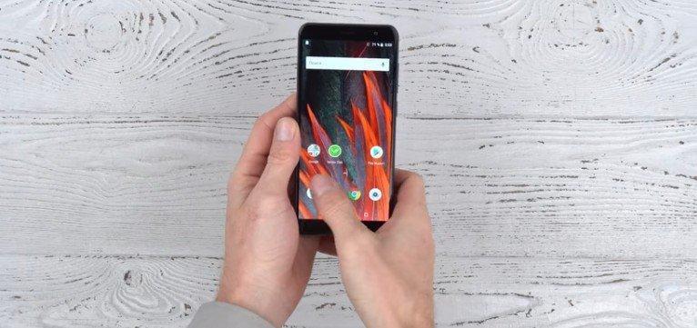 Операционная система Android 8.1 Oreo