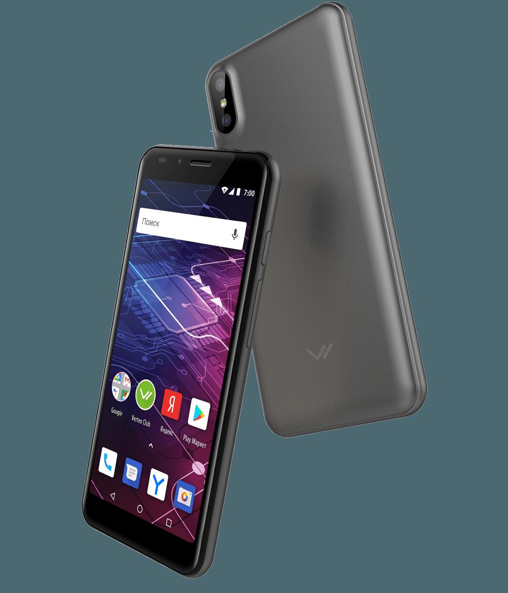 VERTEX Impress Click NFC