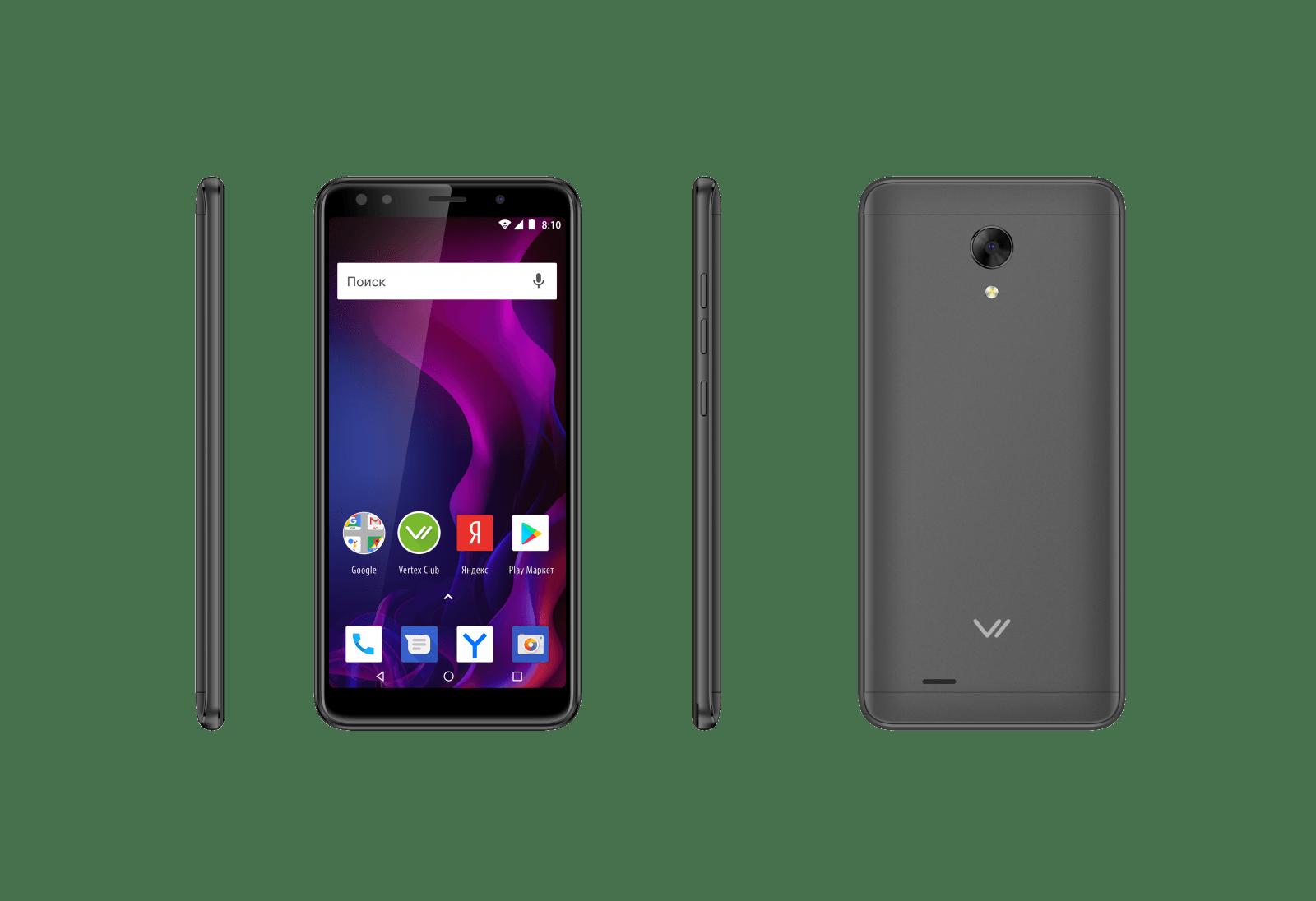 VERTEX Impress Zeon 3G
