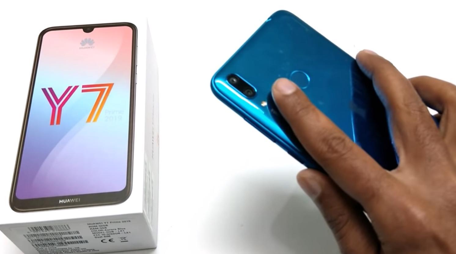 Сканер отпечатка пальца на тыльной стороне