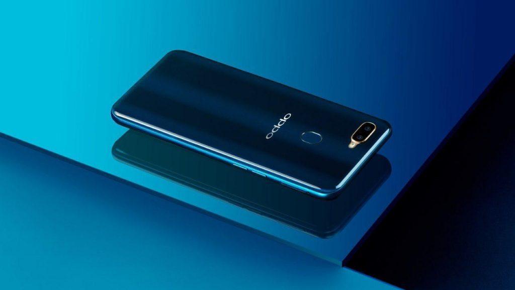 Задняя панель со сканером отпечатков пальцев