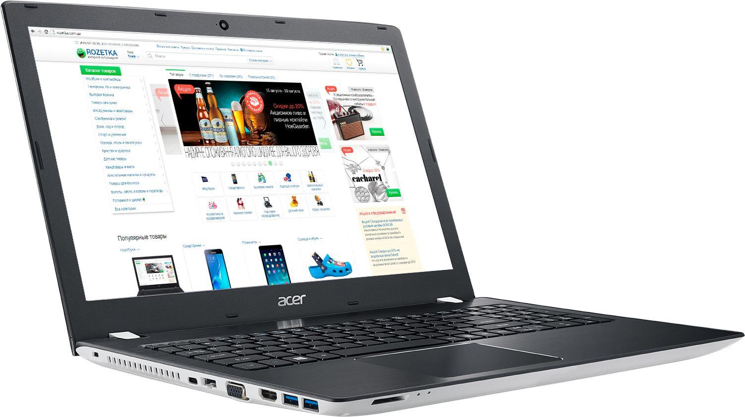 Acer ASPIRE E 15 (E5-576)