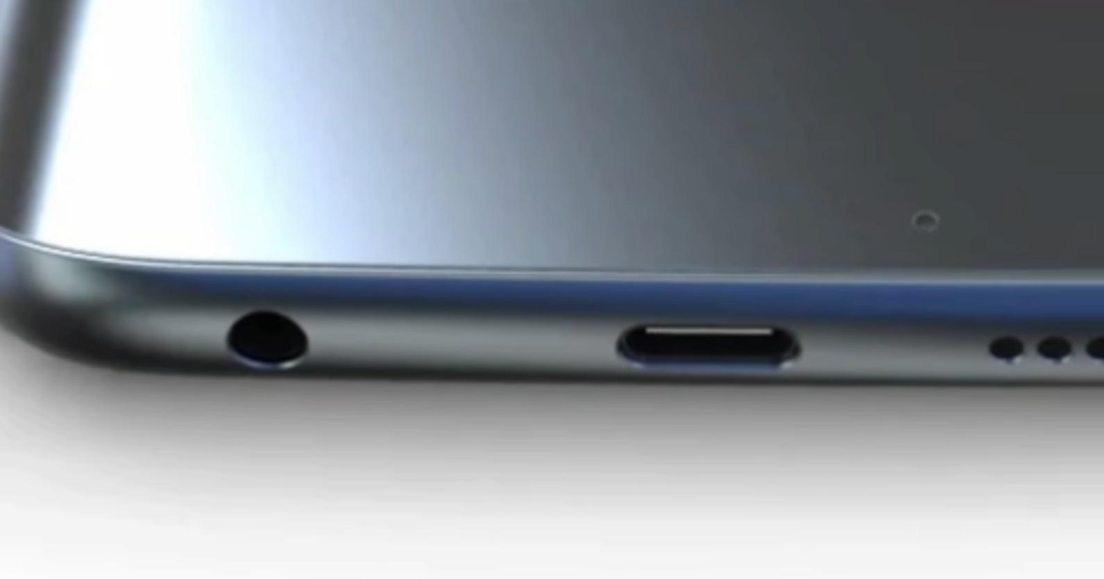 Современный разъем USB Type-C
