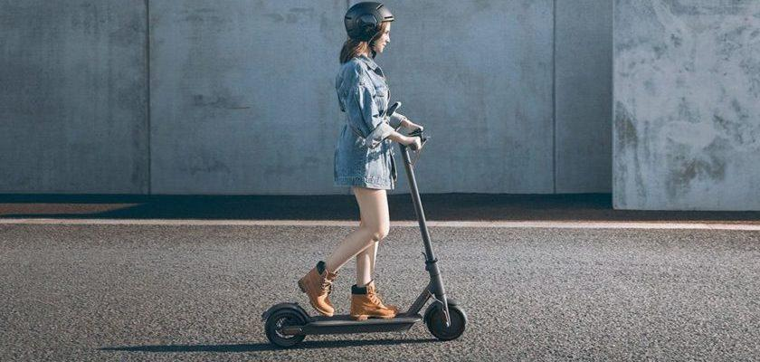 CARCAM ELECTRIC SCOOTER