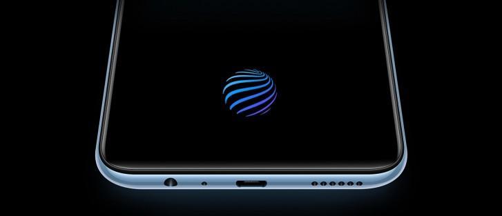 Сканер отпечатка пальцев в экране