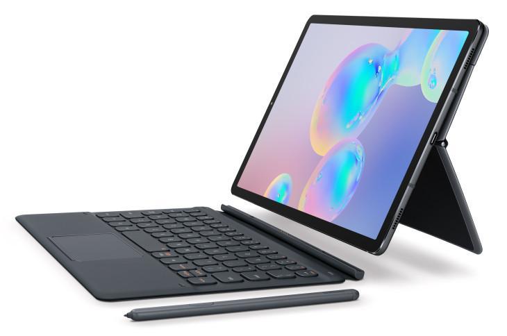 Поддержка клавиатуры и стилуса
