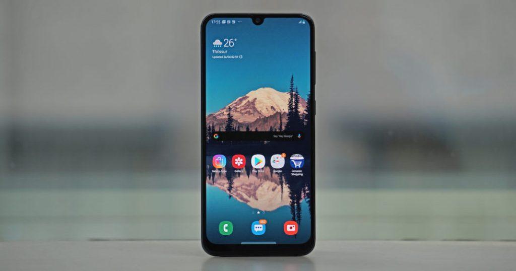 Sasmung Galaxy A30s