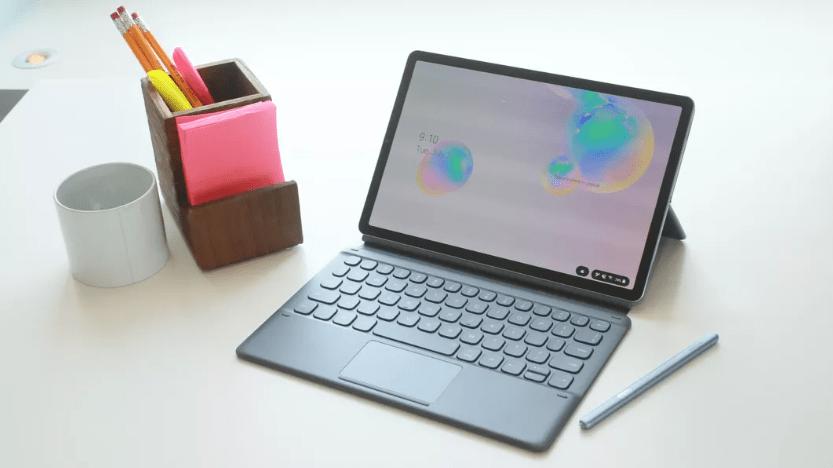 При необходимости может заметить ноутбук