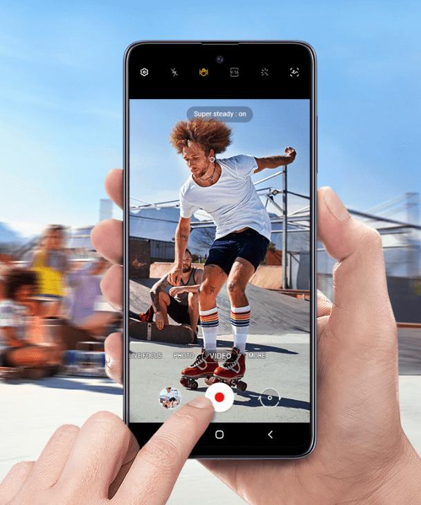 Фирменное приложение камеры