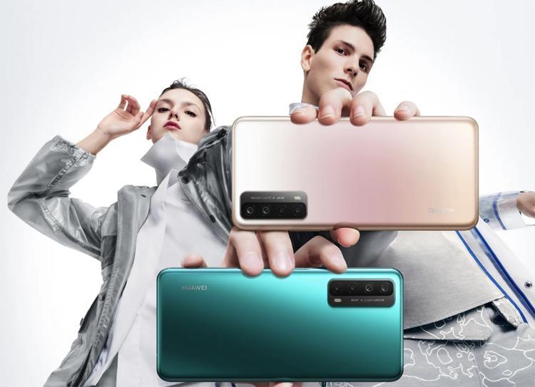 Huawei Y7a (P smart 2021)