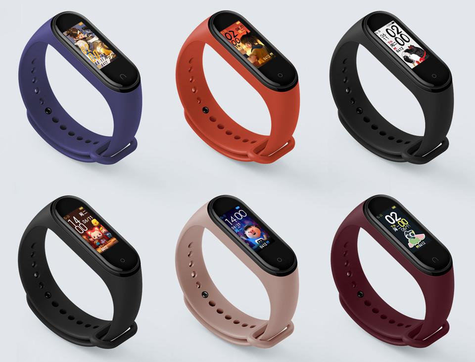 Xiaomi Mi Band 4 Avengers Limited Edition