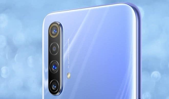 Блок камер Realme X50m 5G