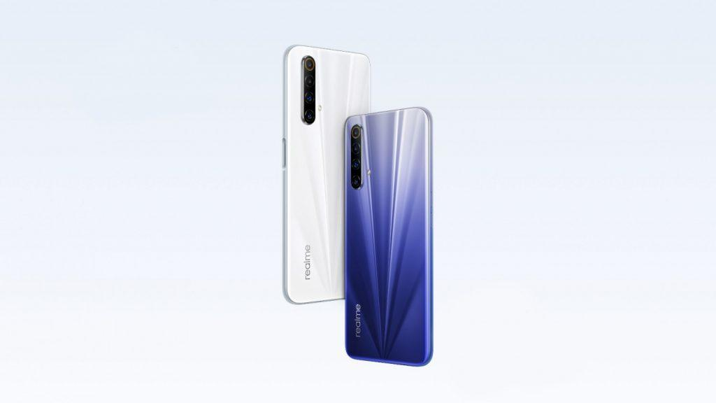 Задняя панель Realme X50m 5G