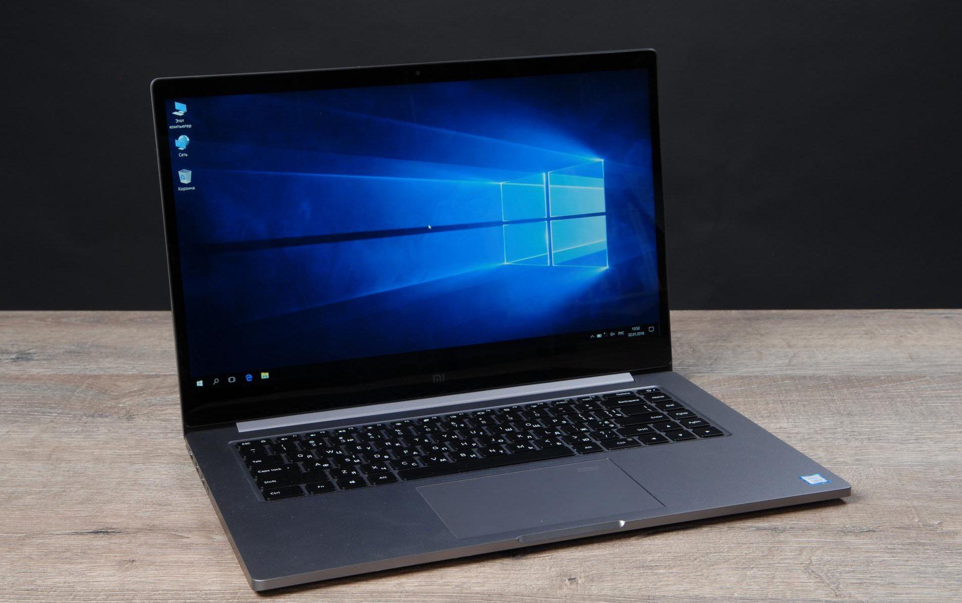 "Xiaomi Mi Notebook Pro 15.6"""