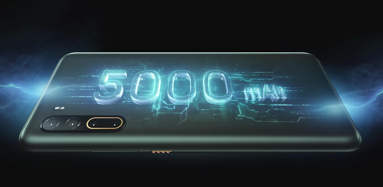 Аккумулятор на 5000 мАч