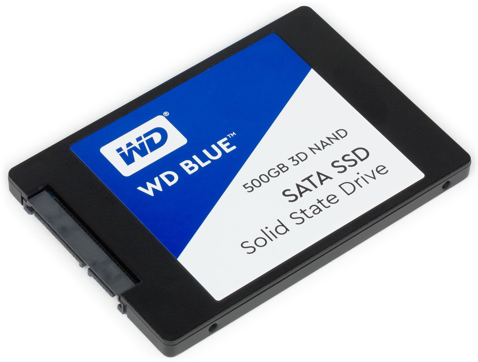 Western Digital WD Blue SATA 500 GB