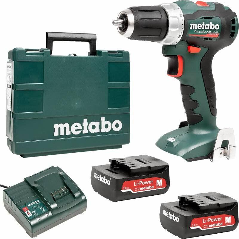 Metabo PowerMaxx BS