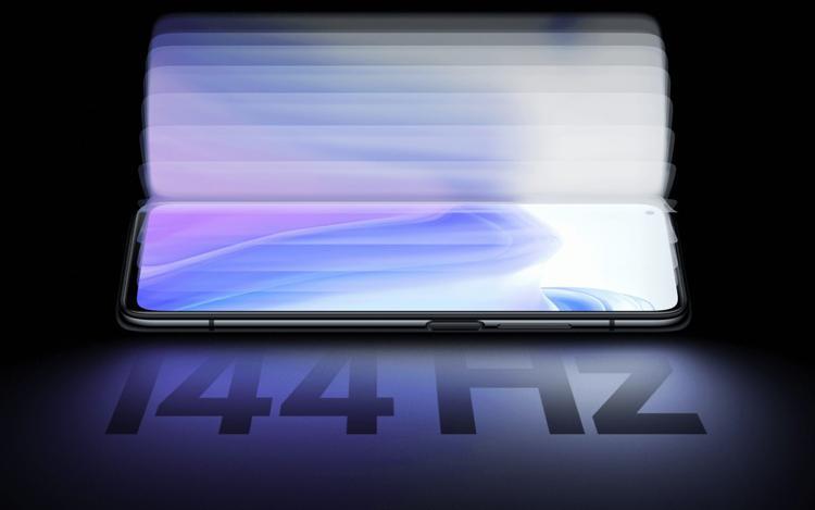 Частота обновления экрана 144 Гц