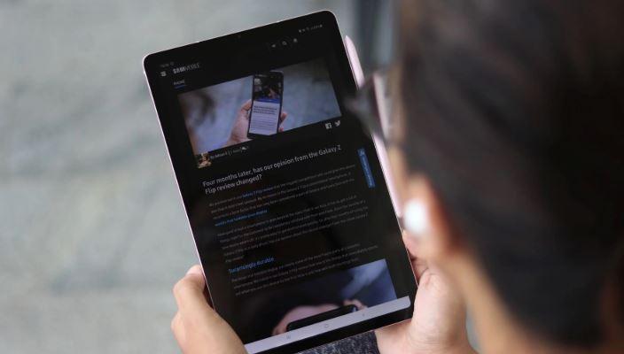 Samsung Galaxy Tab A7 10.4 SM-T500