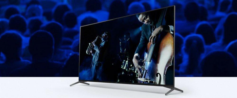 "Sony KD-55XH9505 54.6"""