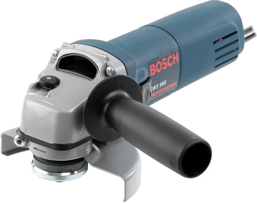 BOSCH GWS 660-125